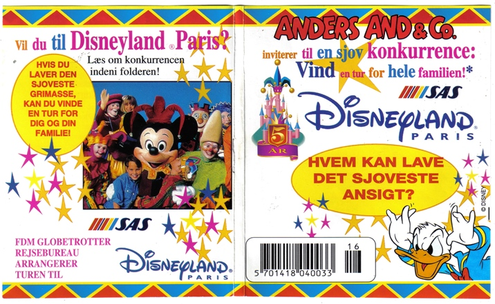 disneyland paris fdm